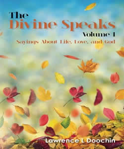 The Divine Speaks book cover